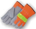Hi-vis Leather Thinsulate