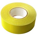 "School Bus Yellow 2"" Reflective Tape, 150' Roll"