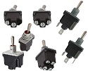 Environmentally Sealed Toggle Switches