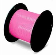 18AWG PINK GXL WIRE