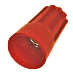 18 -8 Wire Nut - Red 3M UL Lis