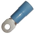 "1/O 3/8"" Ring Terminal Nylon Insulated"