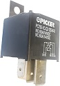 80A Mini ISO Relay, 12V, SPDT,