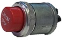 34A-12V, 20A-24V SPST Off-On, Normally Off Engine Start/Engine Stop Momentary Push-Button Switch