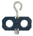 "1/2"" Heavy Duty Hose Clamp with Eye Bolt"
