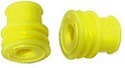 480 Metri-Pack Cable Seal; 18 AWG; Cable Diameter 1.60-2.15 mm; Silicone Material; Yellow