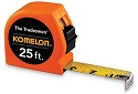 25' STEEL POWER TAPE MEASURE