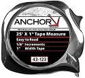 "35' x 1.0"" tape measure  , Com"