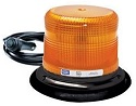Amber LED Pulse Beacon Light w