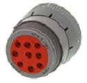 HD10 Series 9 Shell Size Plug